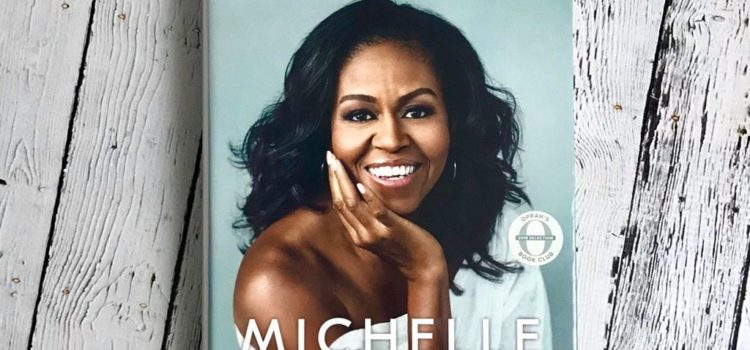 """Becoming"" by Michelle Obama-Why I love this book"