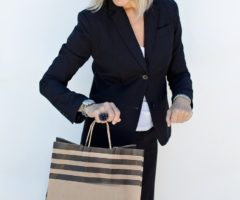 Fashion over 50-Finding the right fit.